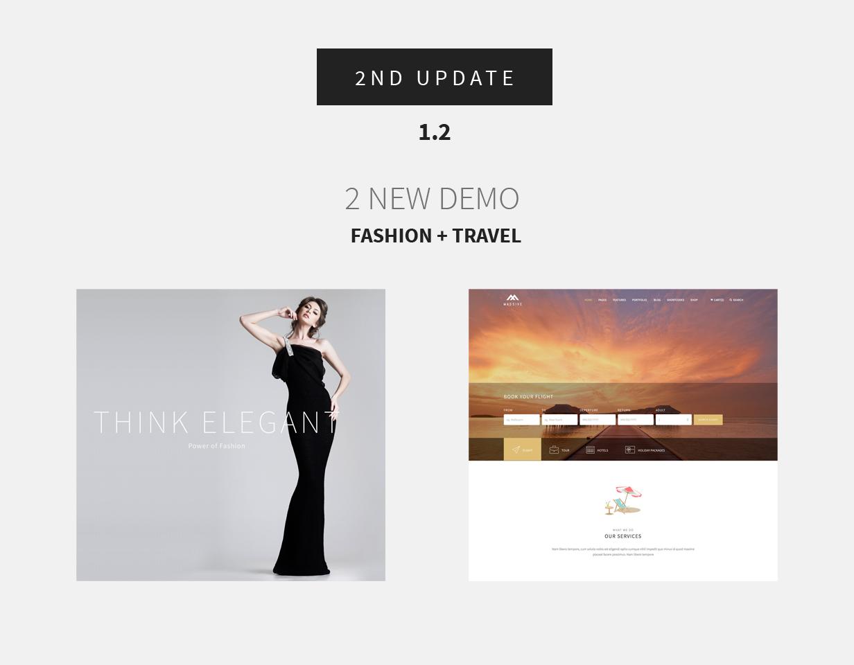 Massive - Responsive Multi-Purpose HTML5 Template - 6