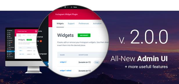 Instagram Widget – WordPress Instagram Widget - 1