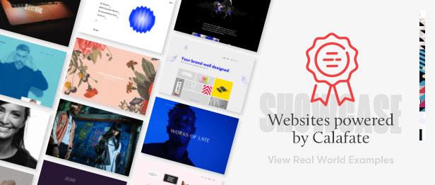 Calafate - Portfolio & WooCommerce Creative WordPress Theme - 5