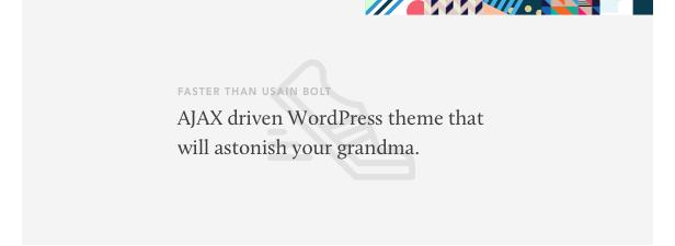 Calafate - Portfolio & WooCommerce Creative WordPress Theme - 9