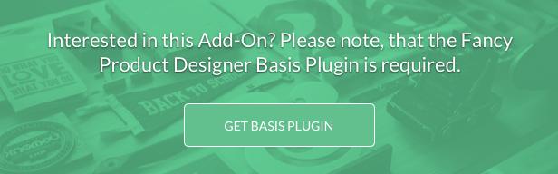 Fancy Product Designer Pricing Add-On | WooCommerce WordPress - 2
