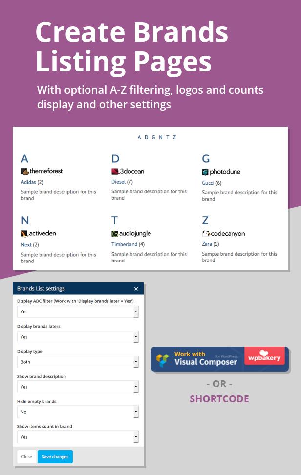 Ultimate WooCommerce Brands Plugin - 8