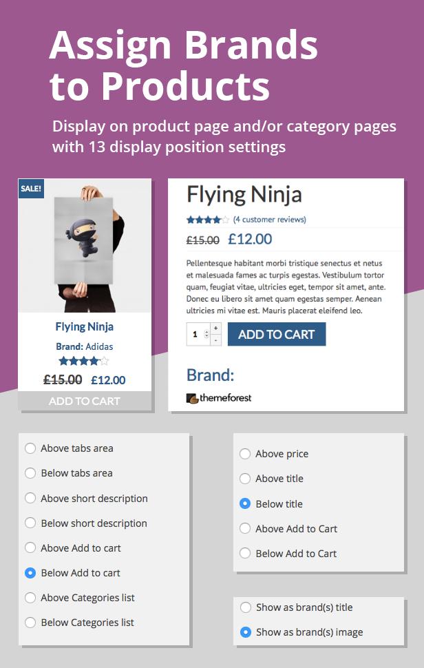 Ultimate WooCommerce Brands Plugin - 7