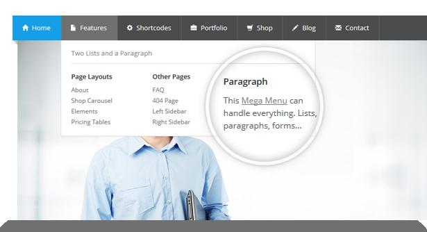 Nevia - Responsive Multi-Purpose WordPress Theme - 7