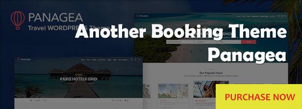 CityTours - Hotel & Tour Booking WordPress Theme - 2