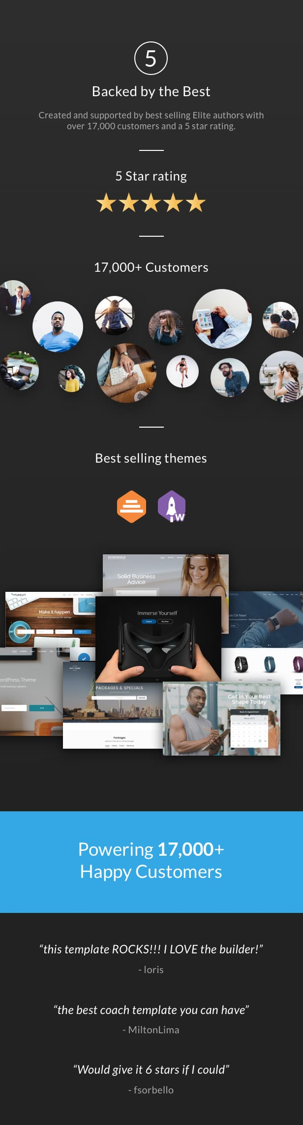 Pursuit - A Flexible App & Cloud Software Theme - 6
