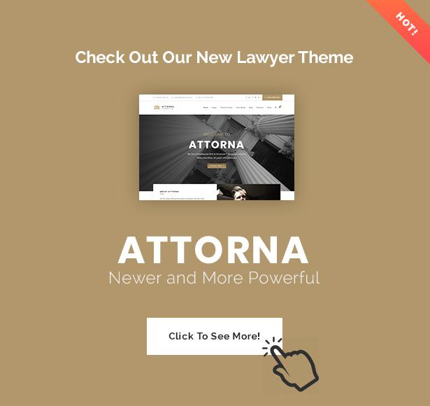 Lawyer Base - Attorney WordPress - 1