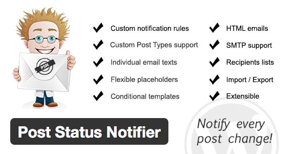 Post Status Notifier