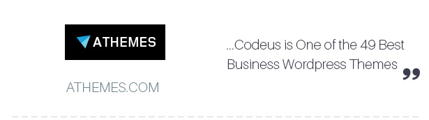 Codeus — Multi-Purpose Responsive WordPress Theme - 8