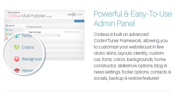 Codeus — Multi-Purpose Responsive WordPress Theme - 21