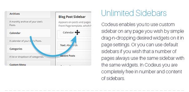 Codeus — Multi-Purpose Responsive WordPress Theme - 28