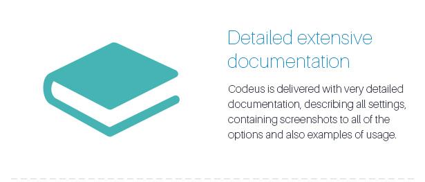 Codeus — Multi-Purpose Responsive WordPress Theme - 35