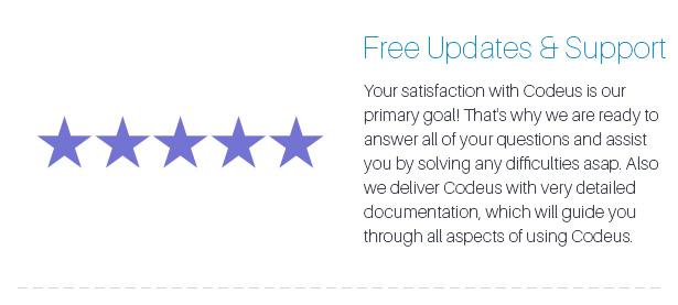 Codeus — Multi-Purpose Responsive WordPress Theme - 38