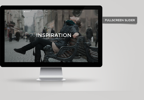 Newave - Responsive One Page Parallax Template - 4