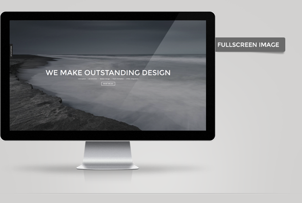 Newave - Responsive One Page Parallax Template - 6