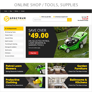 Spectrum - Multi-Trade Construction Business Theme - 14