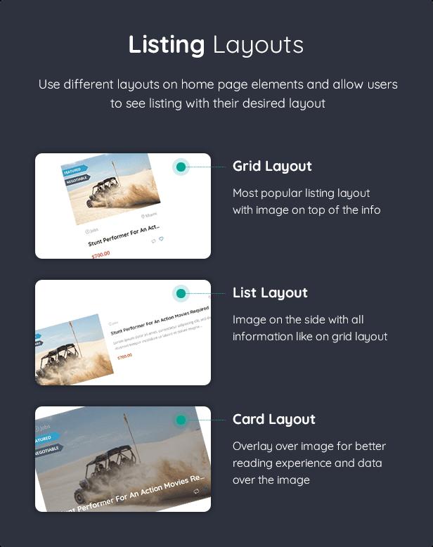 Adifier - Classified Ads WordPress Theme - 17