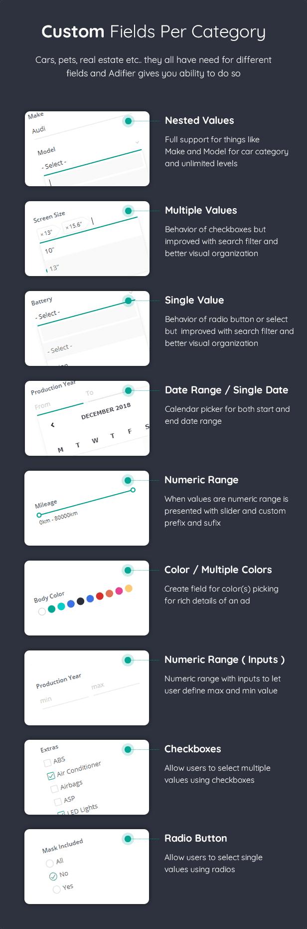 Adifier - Classified Ads WordPress Theme - 9