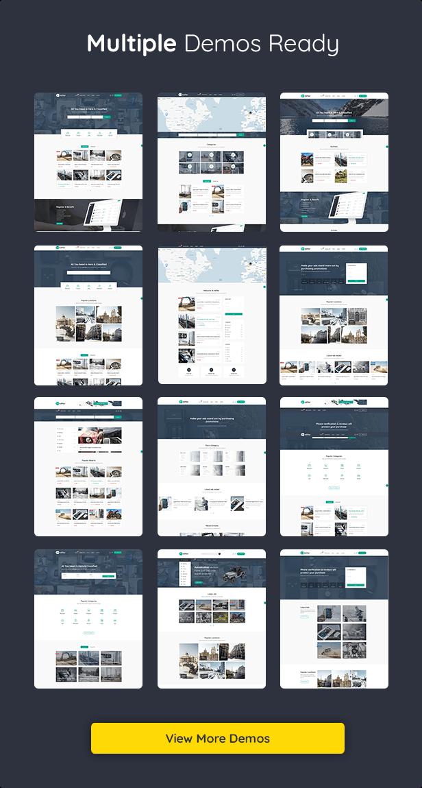 Adifier - Classified Ads WordPress Theme - 6