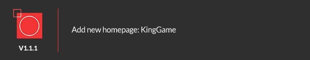 Changelog Message