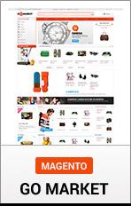 Magento Go Market