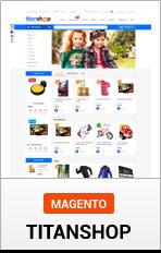 Magento TitanShop