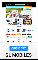 OpenCart GLMobiles