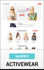 Shopify ActiveWear