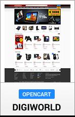 OpenCart DigiWorld