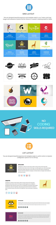 Smart logo showcase- Sales Page 2