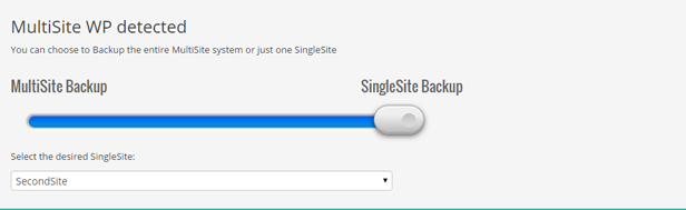 Super Backup & Clone - Migrate for WordPress - 39