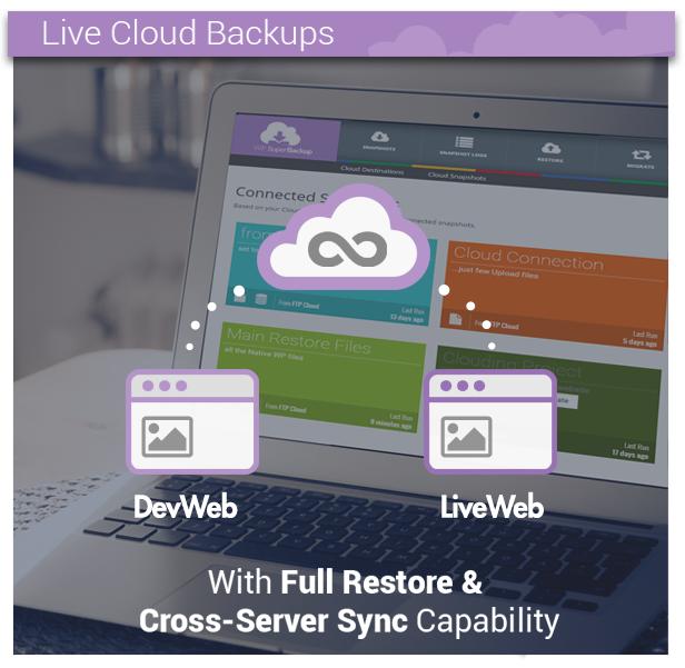 Super Backup & Clone - Migrate for WordPress - 56