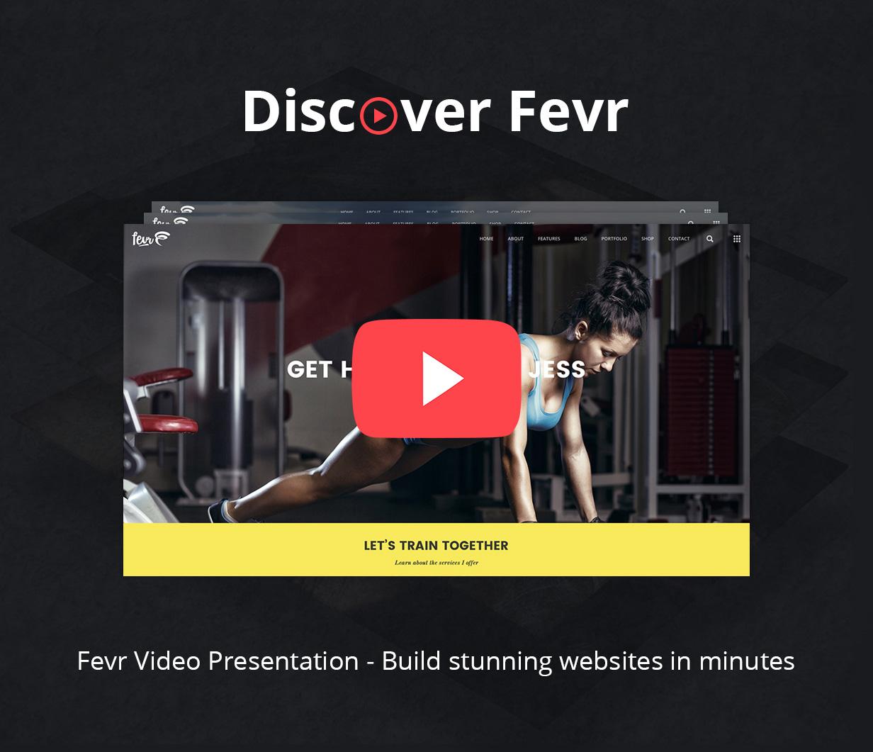 Fevr - Creative MultiPurpose Theme - 7