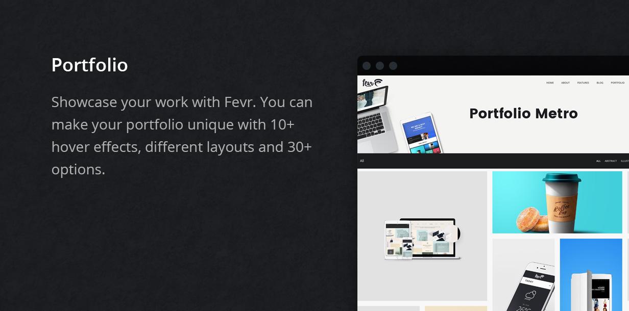 Fevr - Creative MultiPurpose Theme - 21