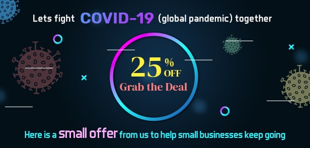 COVID pandemic offer