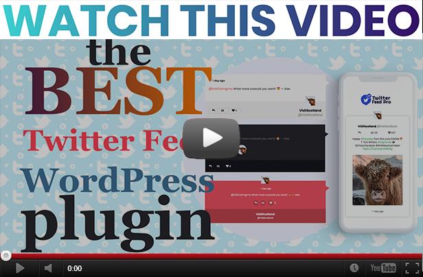 accesspress twitter feed pro