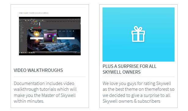 Skywell - MultiPurpose Adobe Muse Template - 16