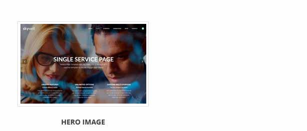 Skywell - MultiPurpose Adobe Muse Template - 28
