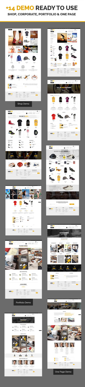 Mindig: a Flat & Multipurpose Ecommerce Theme - 4
