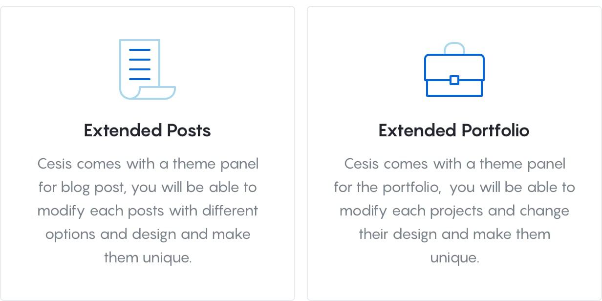Cesis | Responsive Multi-Purpose WordPress Theme - 8