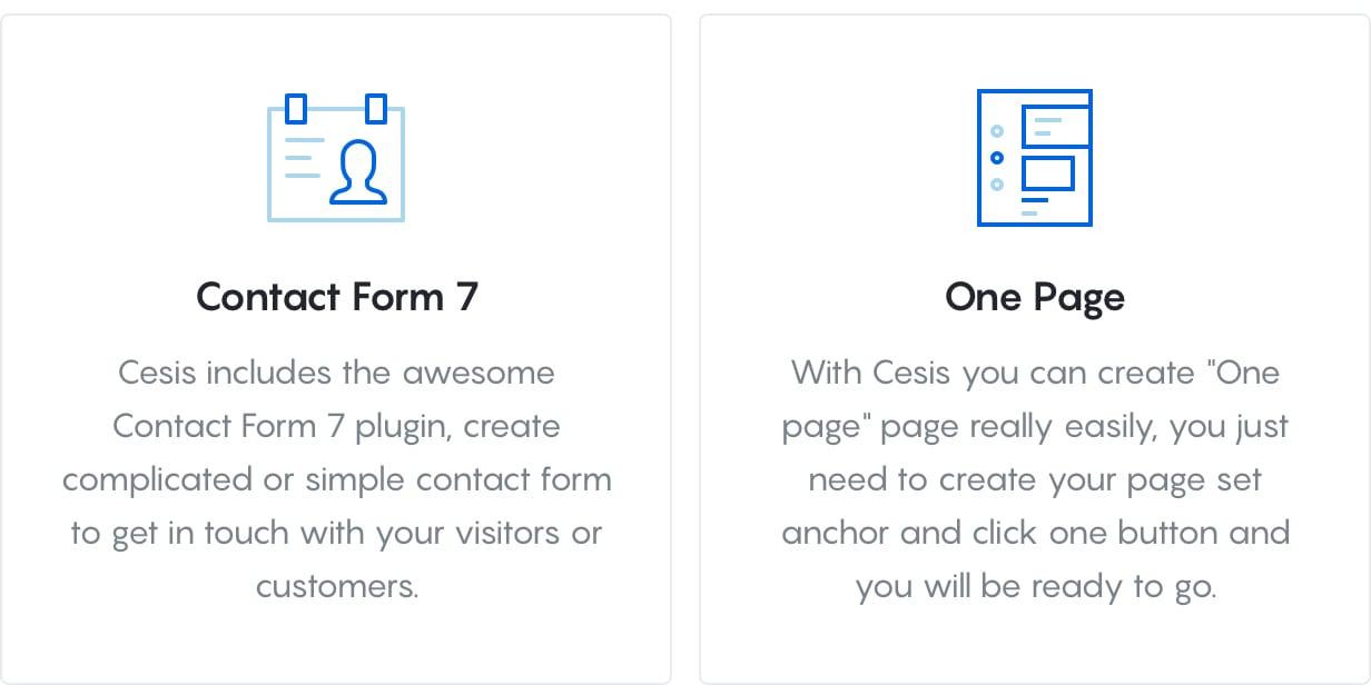 Cesis | Responsive Multi-Purpose WordPress Theme - 22