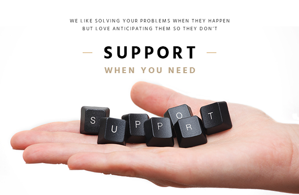 best support