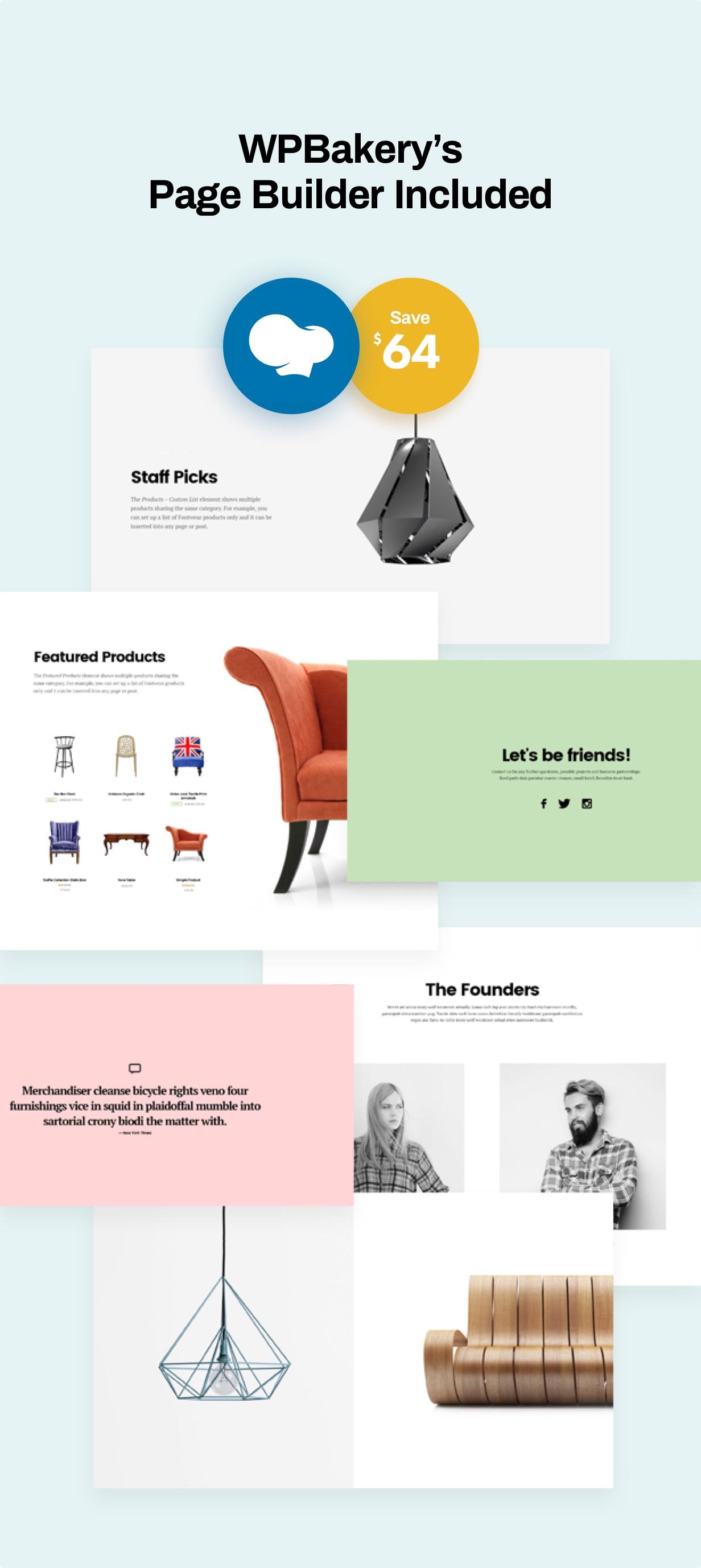 Merchandiser - eCommerce WordPress Theme for WooCommerce - 11