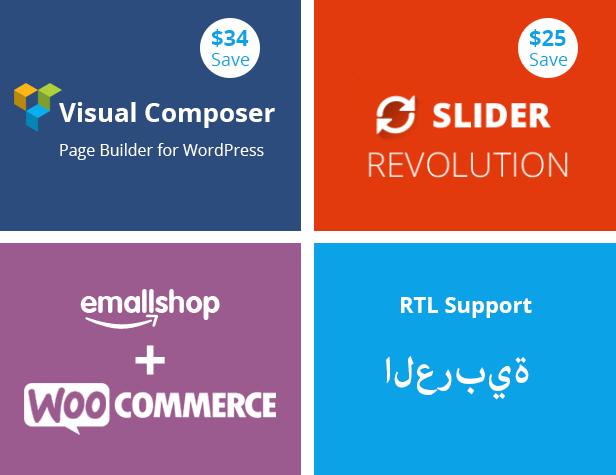 EmallShop - Responsive WooCommerce WordPress Theme 5