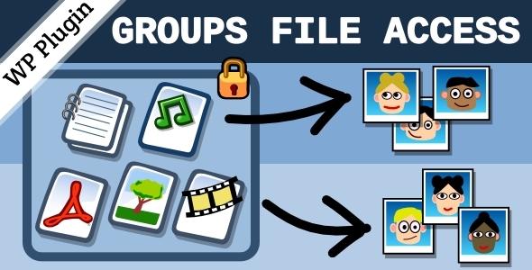 Groups File Access WordPress Plugin