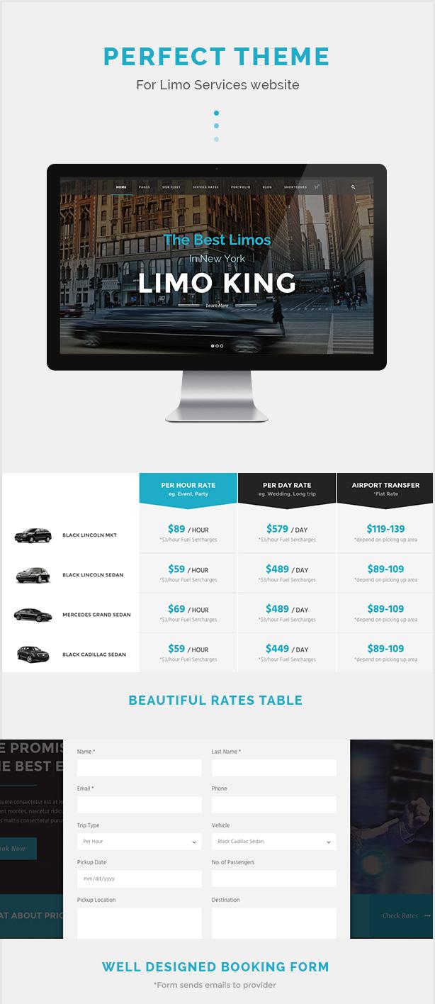 Limo King - Limousine / Transport / Car Hire - 1