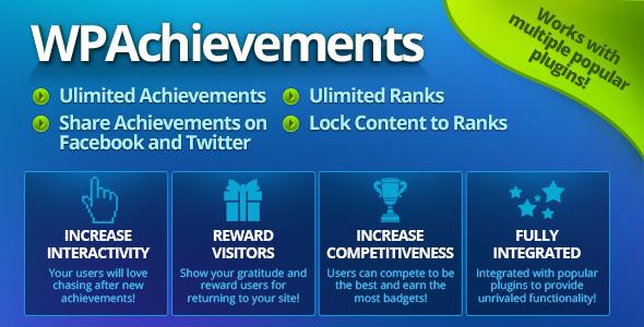 WPAchievements - WordPress Achievements Plugin