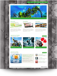 Breeze - Professional Corporate and Portfolio WP - 4