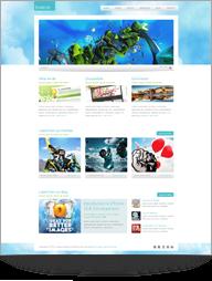 Breeze - Professional Corporate and Portfolio WP - 7