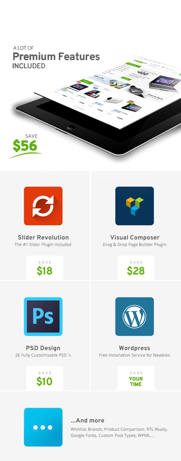 MediaCenter - Electronics Store WooCommerce Theme - 8